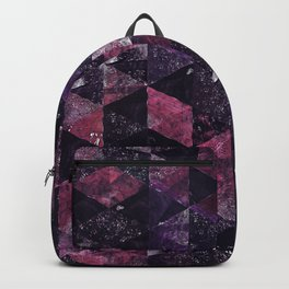 Abstract Geometric Background #13 Backpack
