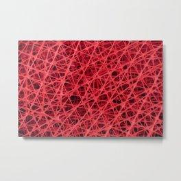 TEXTURE 3D Metal Print