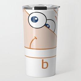 Perfect Geometry Travel Mug
