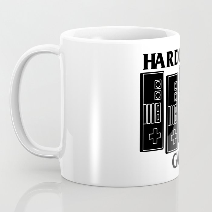HARDCORE GAMER Coffee Mug