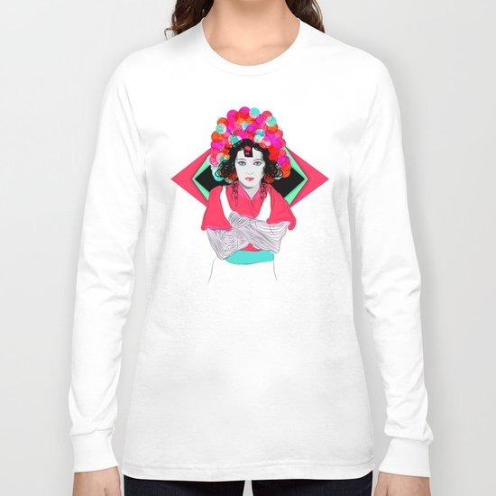 Anna May Long Sleeve T-shirt