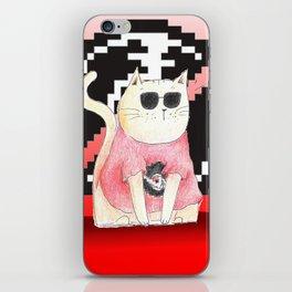 DaveCat iPhone Skin