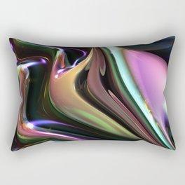 187 Fractal Rectangular Pillow
