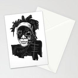 Jean-Michel Basquiat Stationery Cards