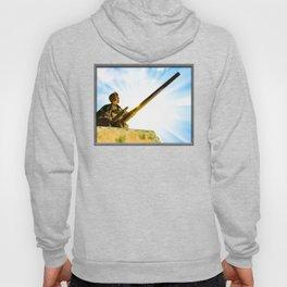 Vintage World War II Era Tank Commander Hoody