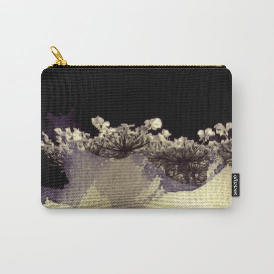 emergent umbellifer Carry-All Pouch