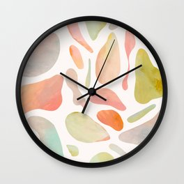 islands II Wall Clock