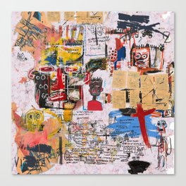 Al Diaz Canvas Print