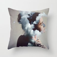 Where is my mind? no.6 Throw Pillow