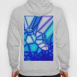 Glowing blue Hoody
