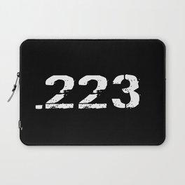 .223 Ammo Laptop Sleeve