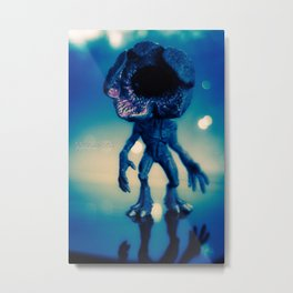 """""""Searching for its next victim"""" Metal Print"""
