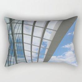 Sky Garden Rooftop, London Rectangular Pillow
