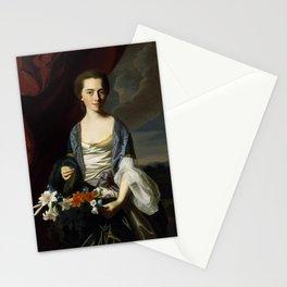 John Singleton Copley - Sarah Sherburne Langdon Stationery Cards