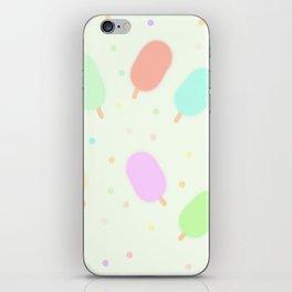 Smoothy Ice-Creams iPhone Skin