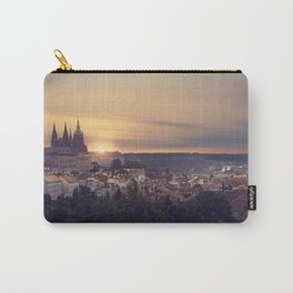 Sunrise in Prague Carry-All Pouch