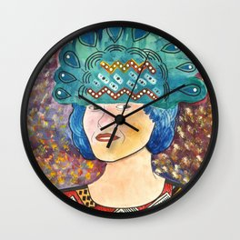 Coronation Wall Clock