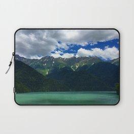 Mountain and Lake Laptop Sleeve