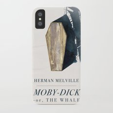 Moby-Dick iPhone X Slim Case