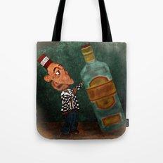 A Vocational Hazard for a Career Drunk Tote Bag
