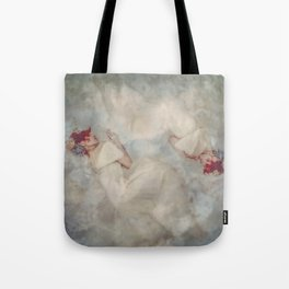 In the Garden of Endymion Tote Bag