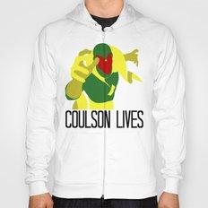 Agent Coulson, My One Good Eye. Hoody