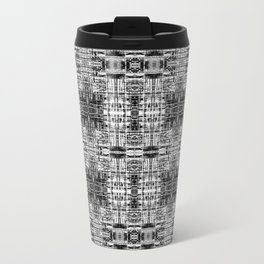 Abstract City Travel Mug