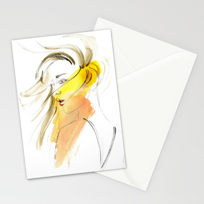 Colorlove 3 Stationery Cards