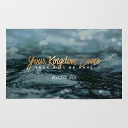 Your Kingdom Come Rug