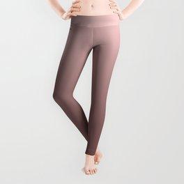 Grey and pink Leggings