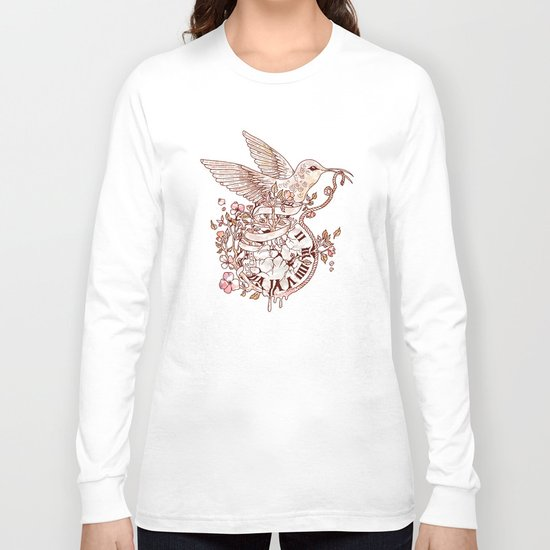 Forever Catching Time Long Sleeve T-shirt