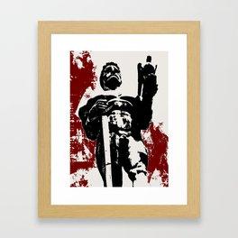 The Victor (Pobednik) Framed Art Print