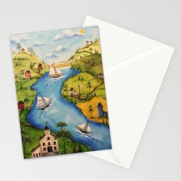 Hudson Vally Regatta Stationery Cards