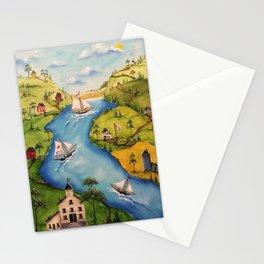 Hudson Vally Regatta Stationery Cards