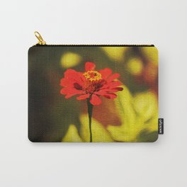 Born In Rose Colour Carry-All Pouch