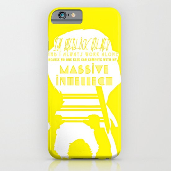Massive Intellect iPhone & iPod Case