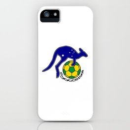 Australia Socceroos ~Group C~ iPhone Case