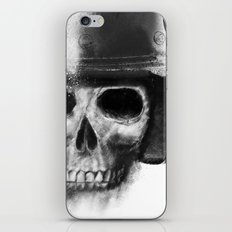 death racer iPhone & iPod Skin