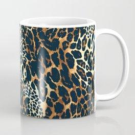 Leopard Spotted Animal Print Coffee Mug