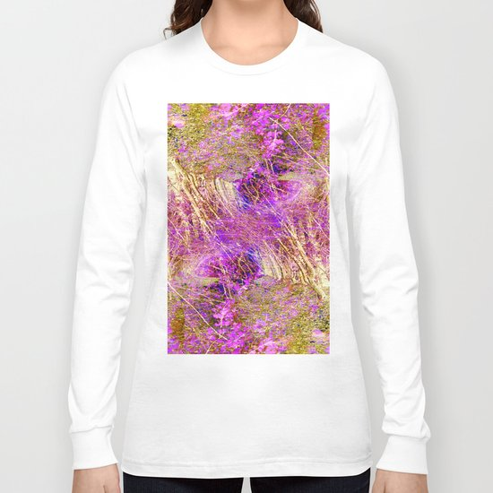 abstract #   ### Long Sleeve T-shirt