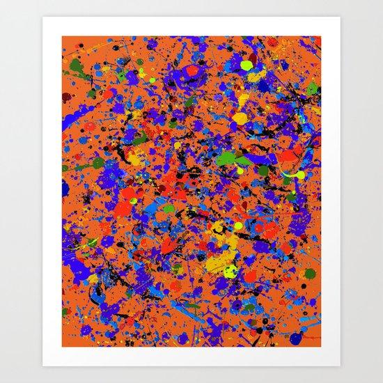 Abstract #912 Art Print