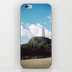 Twr Mawr Lighthouse iPhone & iPod Skin