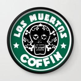Halloween Special: Los Muertos Wall Clock