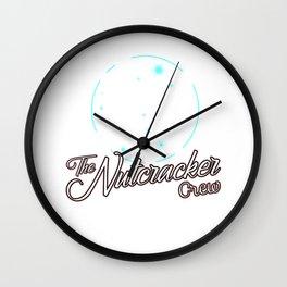 Nutcracker Ballet dancer ballerina gift Wall Clock