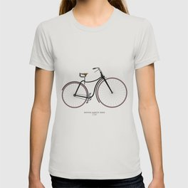 Vintage Rover Safety Bike T-shirt
