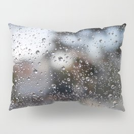 Droplets Pillow Sham