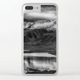 Snaefellnes Peninsula 3 Clear iPhone Case