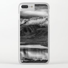 Snaefellnes Peninsula 3 Clear iPhone Case