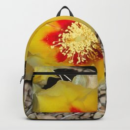 Prickly Pear Twin Blooms Backpack