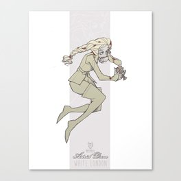 Astrid Dane Canvas Print
